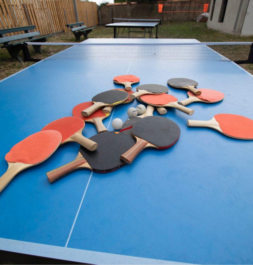 Tischtennisbattle