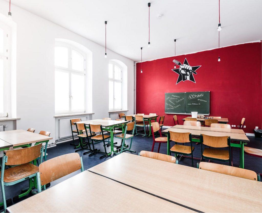 Speisesaal KlassenMampf